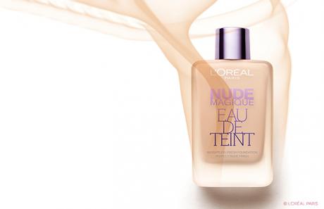 Nude Magique Eau de Teint von L'Oréal Paris