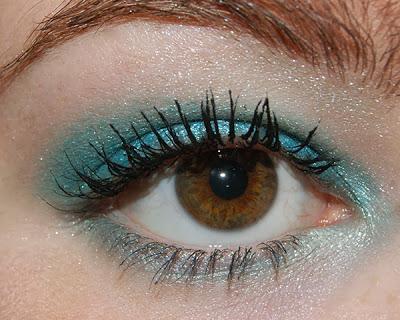 [AMU] Essence metal glam eyeshadow