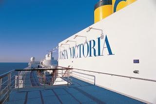 Re-Styling für 18 Mio. US Dollar: Costa Cruises stellt die neue Costa Victoria in Singapur vor