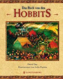 [Rezension] Das Buch von den Hobbits (David Day)