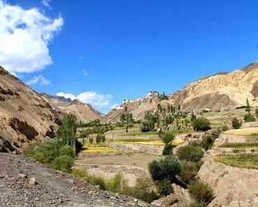Reisereportage: von Ladakh ueber den Kanji-La nach Zanskar