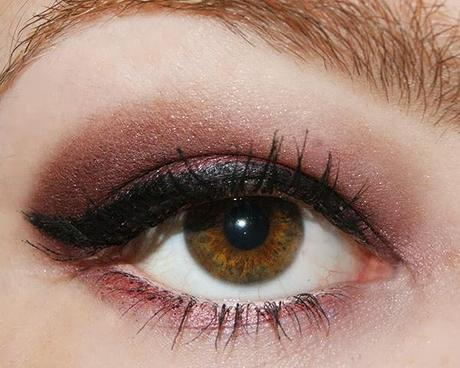 Beauty Herbst 2013 Look