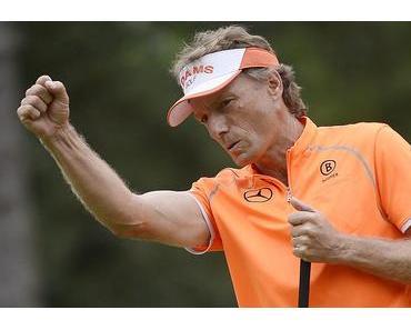 AT&T; Championship auf der Champions Tour mit Bernhard Langer