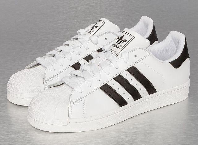 Adidas Schuhe Weiß Rote Streifen