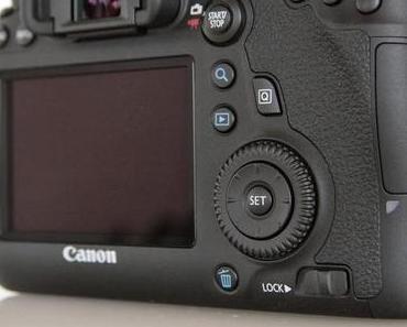 New in: Canon EOS 6D, DLSR-Vollformat mit WiFi