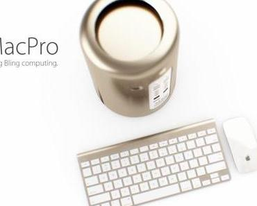 [Renderings] Mac Pro in Gold und als (PRODUCT)Red