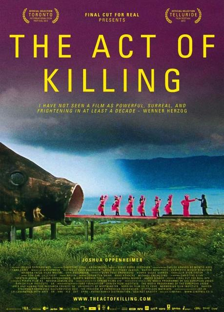 Review: THE ACT OF KILLING - Die Banalität des Tötens