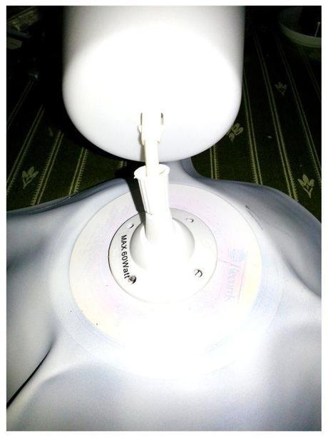 diy lampenschirm aus alter schallplatte. Black Bedroom Furniture Sets. Home Design Ideas
