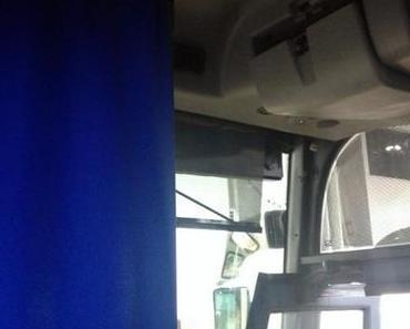 Nachtbus von Oaxaca nach San Cristobal – anstrengender als gehofft