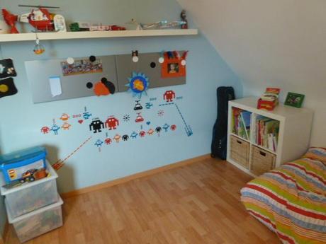 projekt pimp up the kinderzimmer. Black Bedroom Furniture Sets. Home Design Ideas