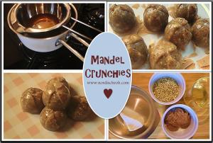Rohe Mandel Crunchies