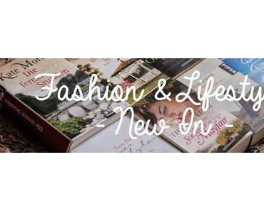 New In {Fashion, Lifestyle}