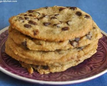 Espresso-Schokoladen-Cookies