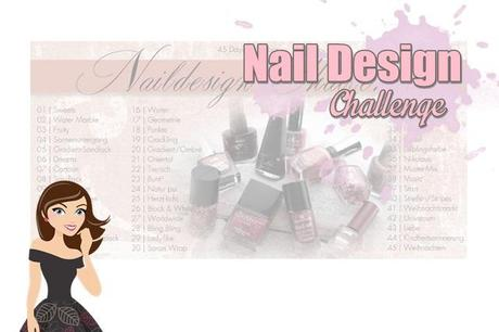 Naildesign Challenge | 45 Days - 45 Blogs