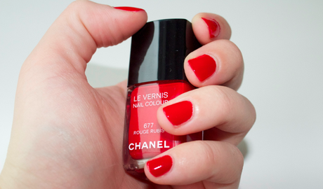 Chanel Rouge Rubis Le Vernis