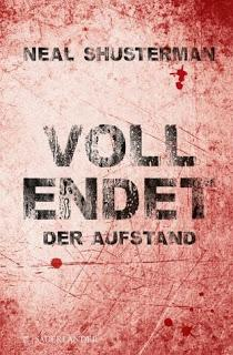 Book in the post box: Vollendet - Der Aufstand