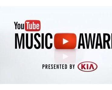 YouTube Music Awards: Eminem und Taylor Swift gewinnen