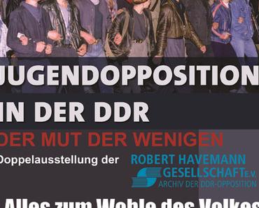 Berlinspiriert Kunst: Jugendopposition und Repression in der DDR
