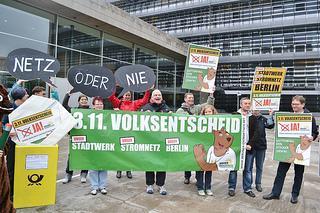 Weiter Einsatz nötig für ein sozial-ökologisches Berliner Stadtwerk