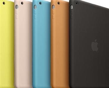 Original Apple Zubehör für iPad Air – Personalisieren Sie Ihr iPad