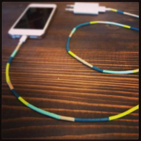 DIY - iPhone charger