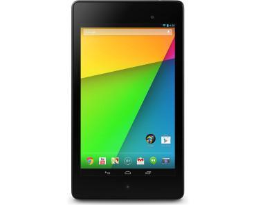 Nexus 7 – das neue Google Tablet