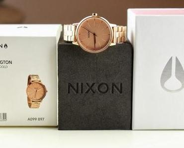 Nixon Kensington All Rose Gold
