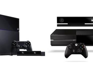 PlayStation 4 vs. Xbox One – Das Aufnehmen von Gameplay-Videos