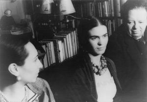 Die Mexikanische Malerin Frida Kahlo