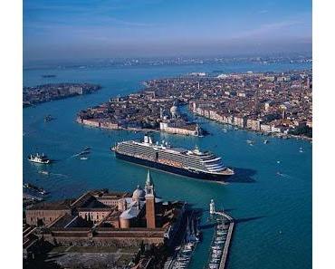 Nach(t)gedanken - Venedig: grosse Kreuzfahrtschiffe dürfen ab November nicht mehr rein!