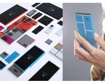 Motorola Ara – Modulares Smartphone Konzept angekündigt