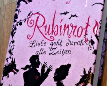 [Rezension] Rubinrot von Kerstin Gier