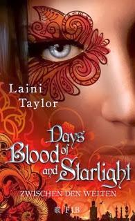 Book in the post box: Days of Blood and Starlight