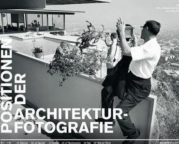 BAUNETZWOCHE 341 — Positionen der Architekturfotografie
