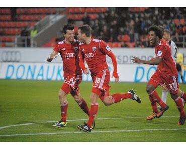Der FCI ist wieder da! 2:0 gegen Aalen