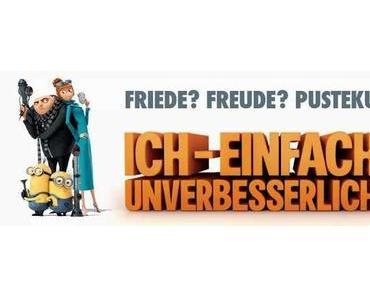 Review: ICH - EINFACH UNVERBESSERLICH 2 - Und jetzt bitte schön brav