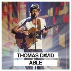 Thomas David kam, sang und siegte bei der großen Chance