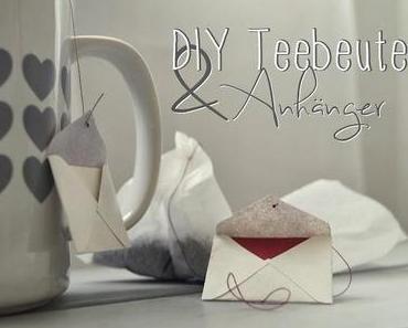 DIY - Geschenk für Tee-Liebhaber