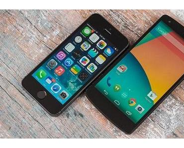 iPhone 5S auf der Suche nach Alternativen – Google Nexus 5