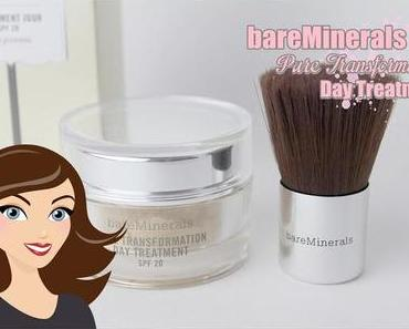 bareMinerals 'Pure Transformation Day Treatment' *Review*