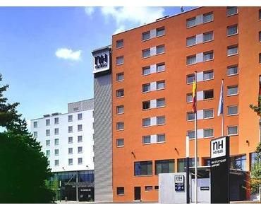 Stuttgart: Betrunkener Hotelgast verursacht mutwillig Großeinsatz