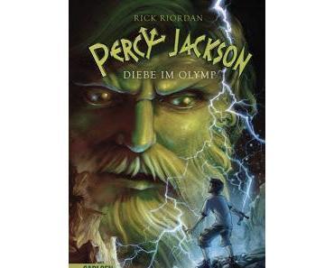 "[MINI-REZENSION] ""Percy Jackson: Diebe im Olymp"" (Band 1)"