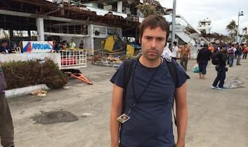 Live aus Tacloban City: Hilferufe aus der Stadt der Toten
