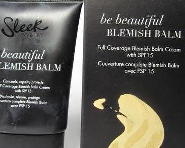 Sleek be beautiful Blemish Balm