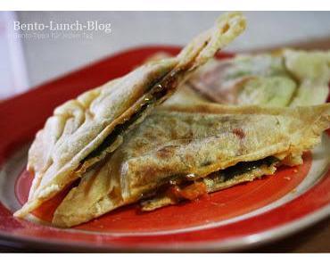 Rezept: Pizza / Calzone aus dem Sandwich-Maker