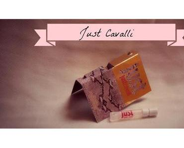 30 Tage - 30 Düfte: Tag 16 - Roberto Cavalli Just Cavalli