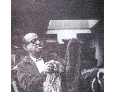 Der argentinische Maler Antonio Berni