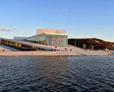 Oslo- Meine TOP 5 Plätze