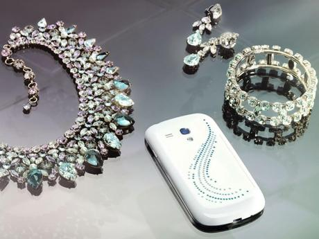 Samsung Galaxy S3 Mini Crystal Edition