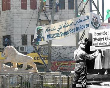 """Israels Siedlungspolitik und die Sehnsucht nach einem """"judenfreien"""" Palästina"""